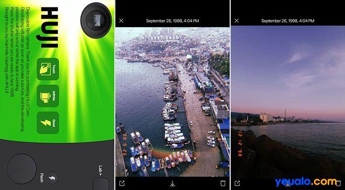 Top 10 App chỉnh ảnh màu Film Vintage có nhiễu hạt, vết xước đẹp nhất miễn phí