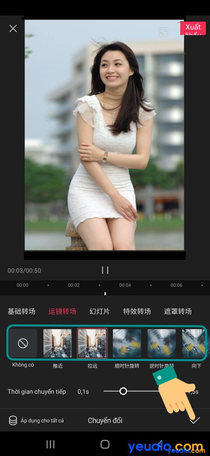 Cách edit video bằng JianYing 7