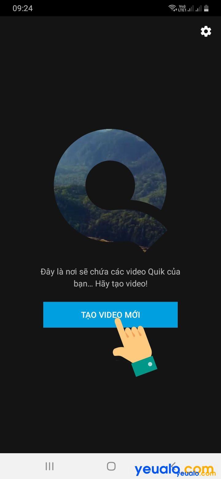 Cách Làm Video trên điện thoại 2