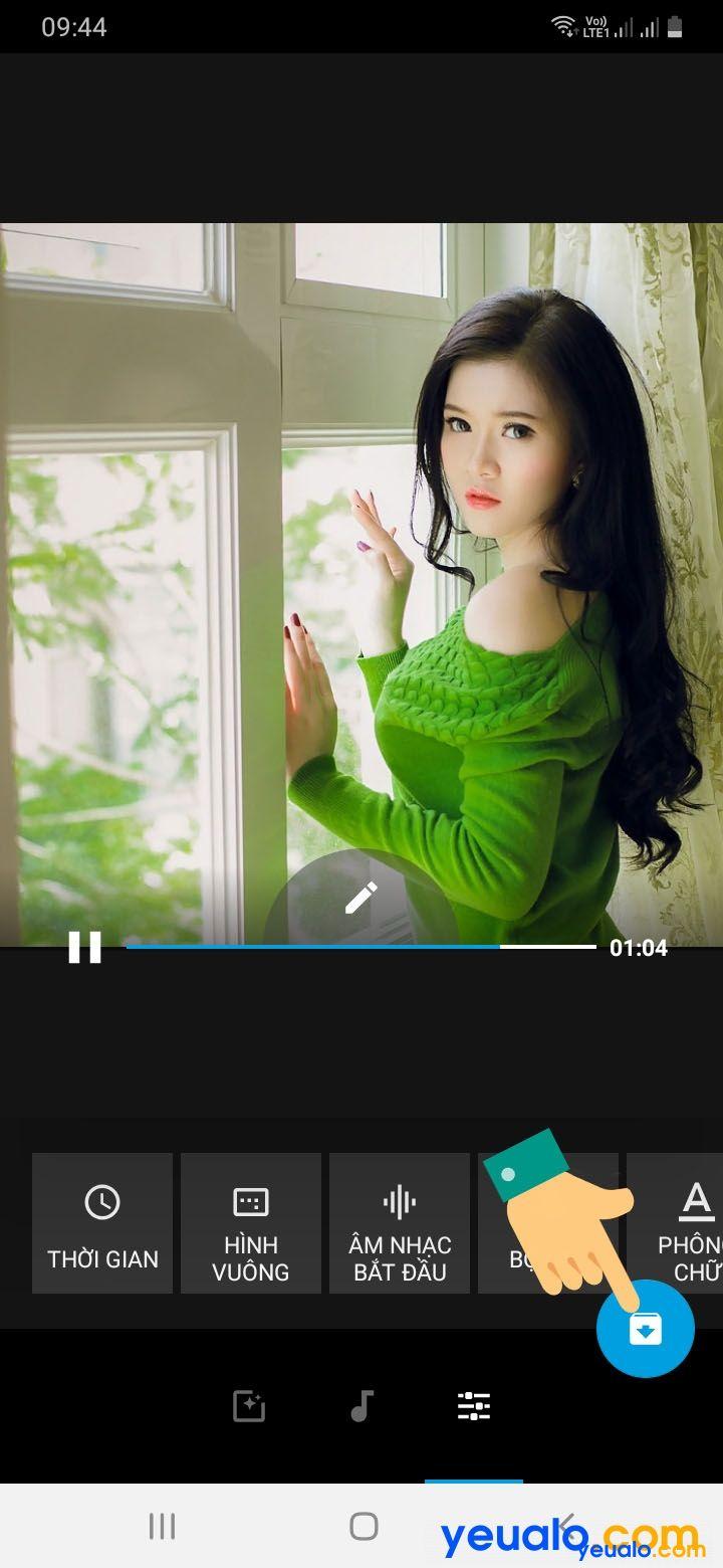 Cách Làm Video trên điện thoại 8