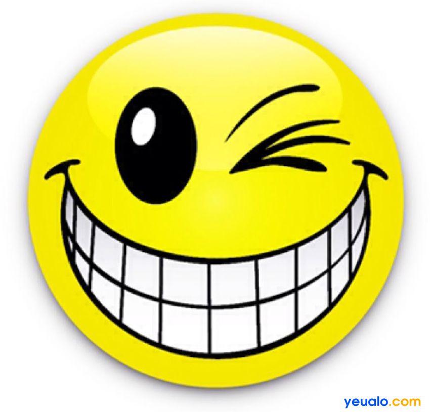 Hình mặt cười ngộ nghĩnh vui nhộn đẹp nhất 12