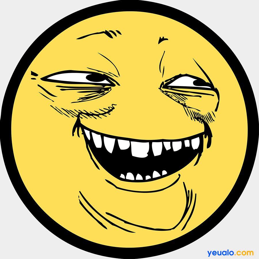 Hình mặt cười ngộ nghĩnh vui nhộn đẹp nhất 17