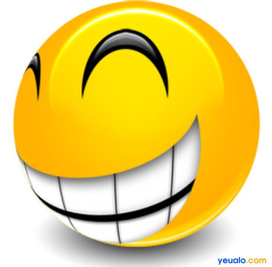 Hình mặt cười ngộ nghĩnh vui nhộn đẹp nhất 2