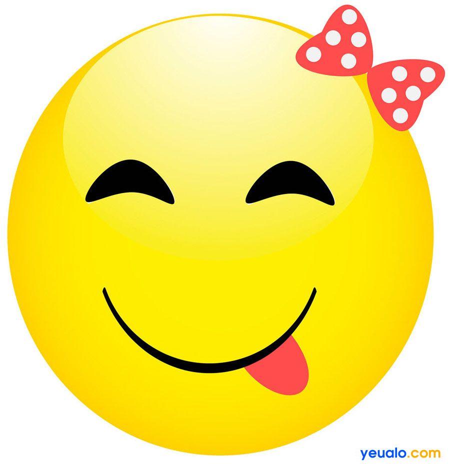 Hình mặt cười ngộ nghĩnh vui nhộn đẹp nhất 20