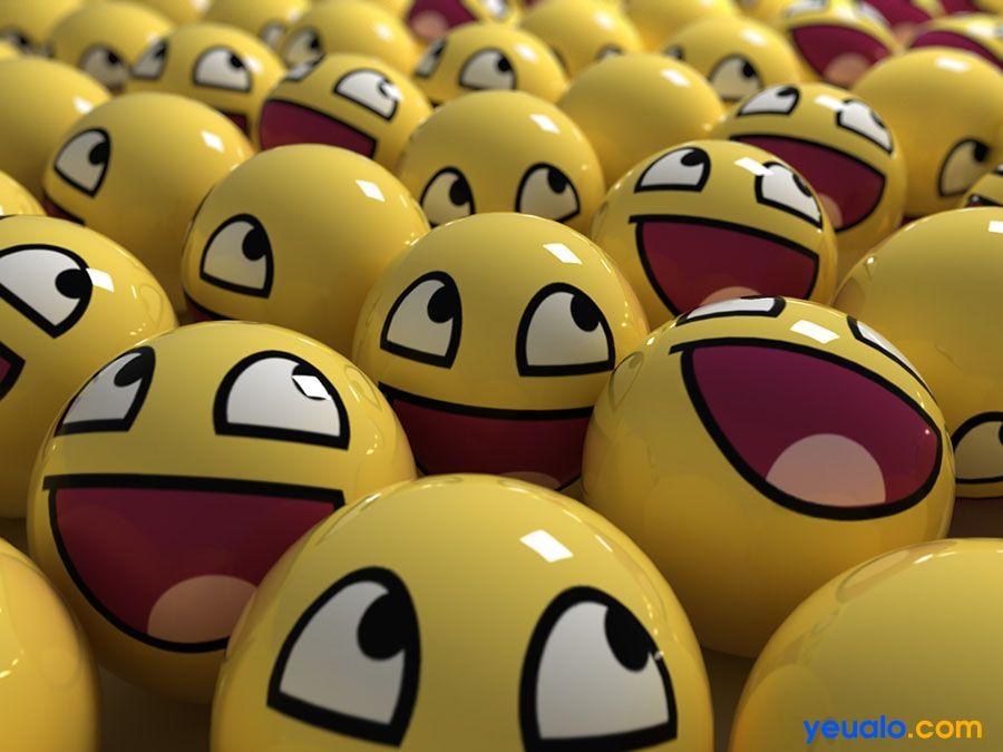 Hình mặt cười ngộ nghĩnh vui nhộn đẹp nhất 29