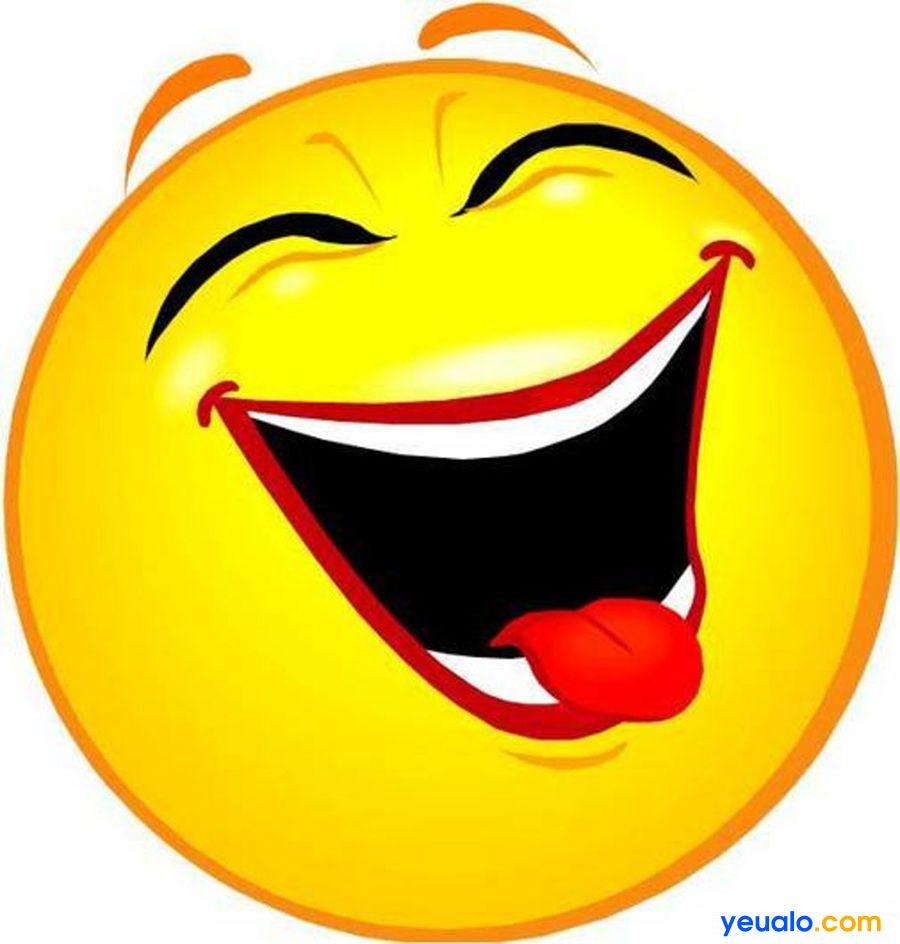 Hình mặt cười ngộ nghĩnh vui nhộn đẹp nhất 30