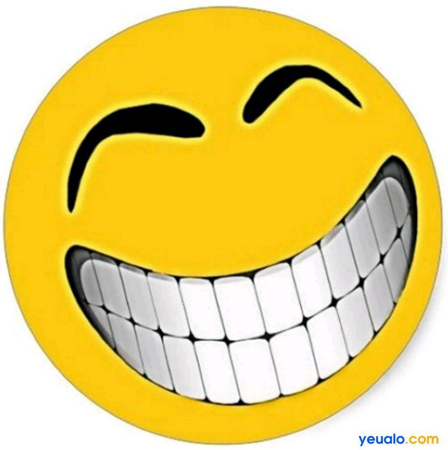 Hình mặt cười ngộ nghĩnh vui nhộn đẹp nhất 5