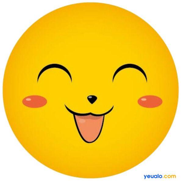Hình mặt cười ngộ nghĩnh vui nhộn đẹp nhất 9